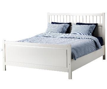 Ikea Hemnes Queen Size Bed