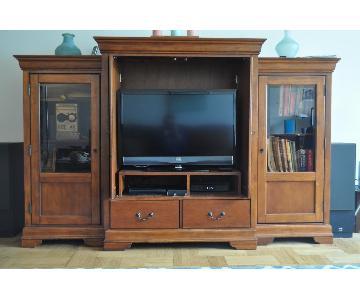 3 Piece Media/Storage unit