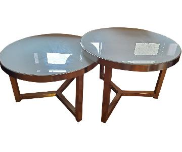 Vintage-Inspired Nesting Tables