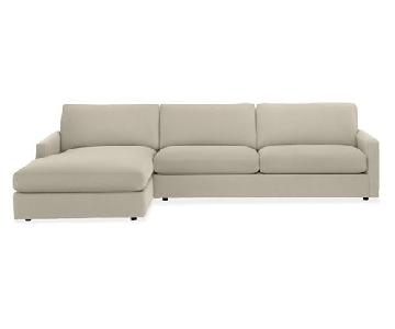 Room & Board Easton L-Shaped Sectional Sofa