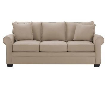 Raymour & Flanigan Queen Sleeper Sofa