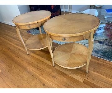 William Switzer End Tables