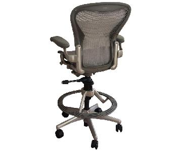 Herman Miller Aeron Stool Chair