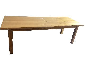 Handmade Oak Dining Table