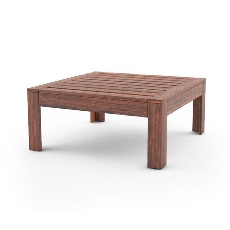 Ikea Applaro Outdoor Table/Stool