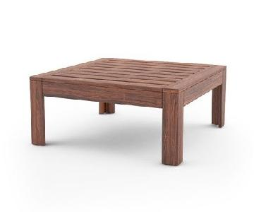 Ikea Applaro Outdoor Table/Stool