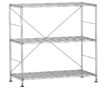 Crate & Barrel Max 3-Shelf Unit