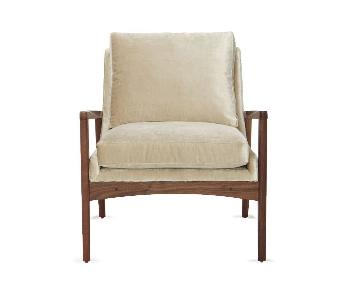 Gilt Home Collection Soren Arm Chair