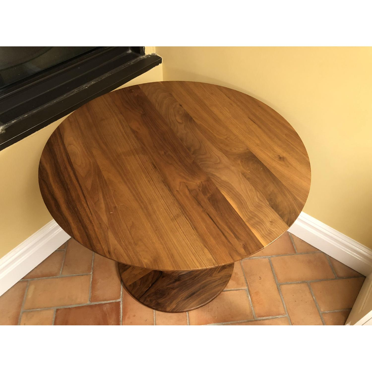 Room & Board Madison Walnut Dining Table - image-3