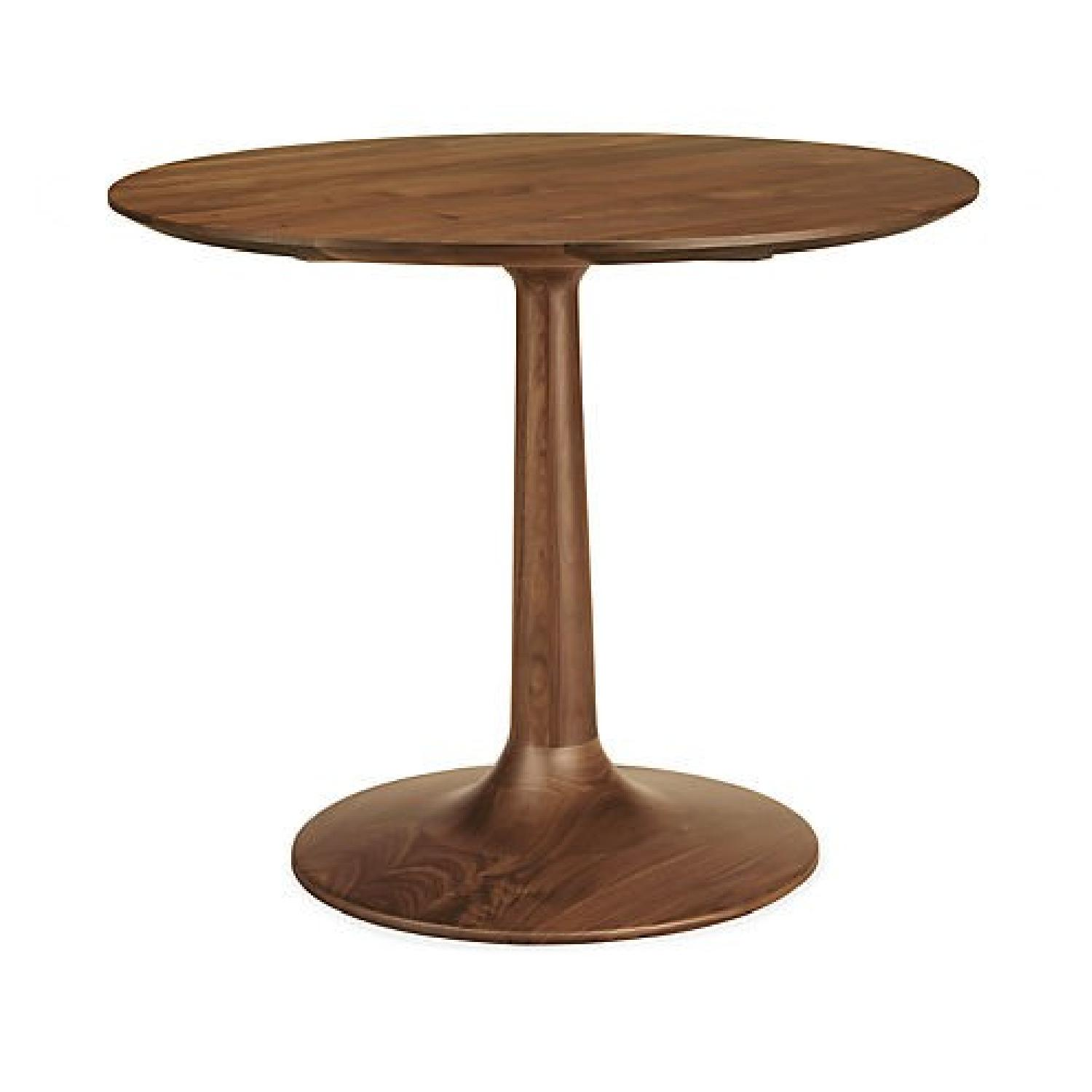 Room & Board Madison Walnut Dining Table - image-0