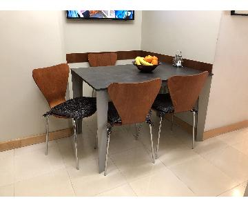 Lee Lighting Store Extendable Dining Table