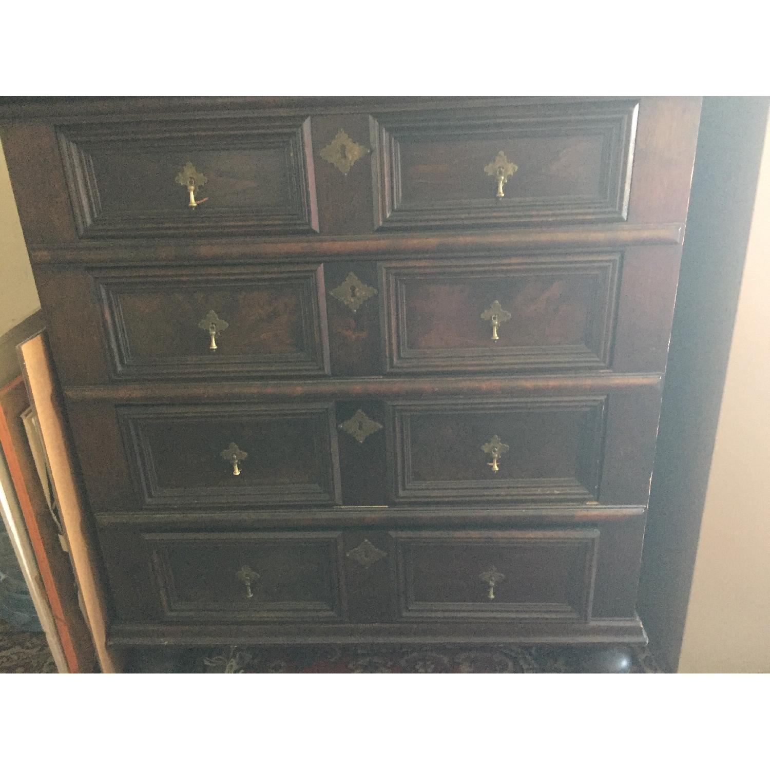 Antique Korean Chest of Drawers-0
