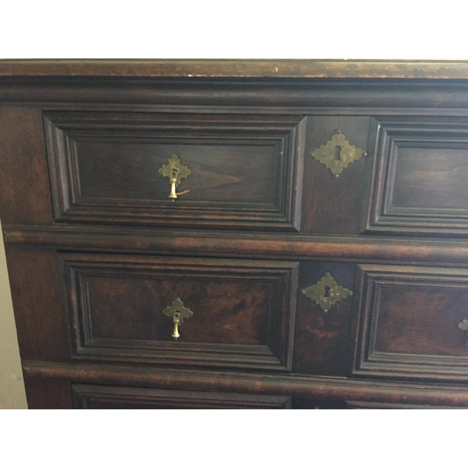 Antique Korean Chest of Drawers-4