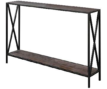 Modern Narrow Entryway Table