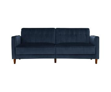 Willa Arlo Interiors Nia Pin Convertible Sleeper Sofa