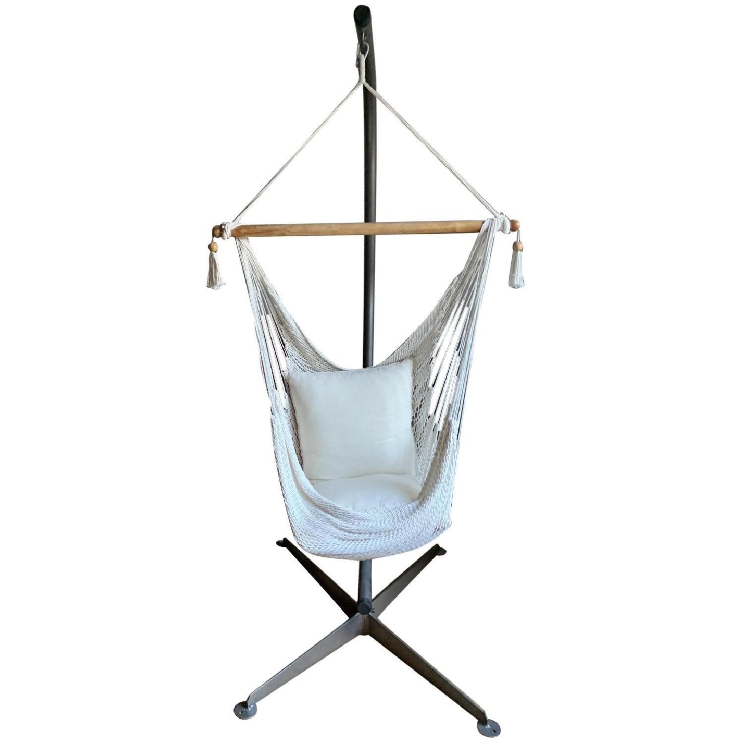 Hammock Chair w/ Stand - image-0