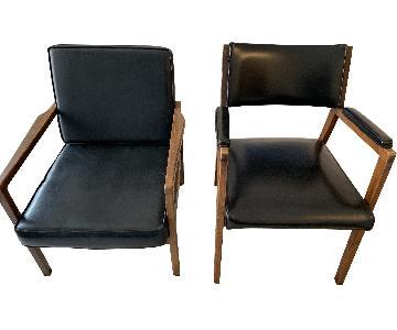 Alma Desk Company Mid Century Modern Chairs