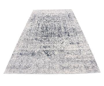 Grey Villa Area Rug