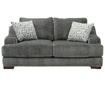 Living Spaces Maddox Sleeper Sofa