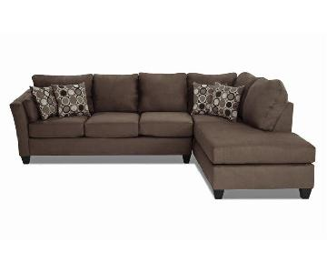 Bob's Libre II Sectional Sofa