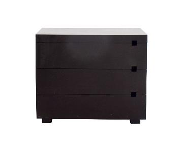 West Elm Square Cutout 3-Drawer Dresser