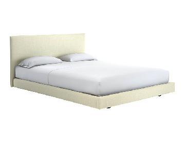 CB2 Facade Queen Bed Frame