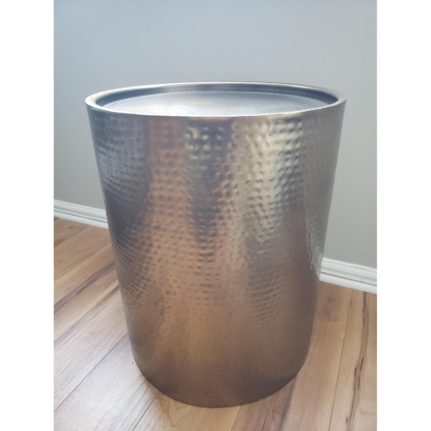 Target Project 62 Manila Cylinder Drum Accent Table-1
