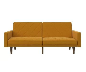 Langley Street Cobbs Convertible Sofa