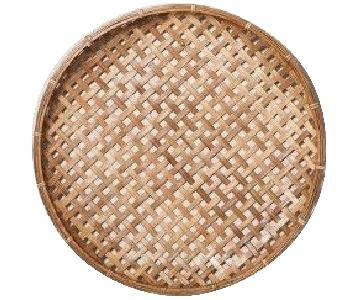 Target Hearth & Hand - Wicker Basket Wall Hanging