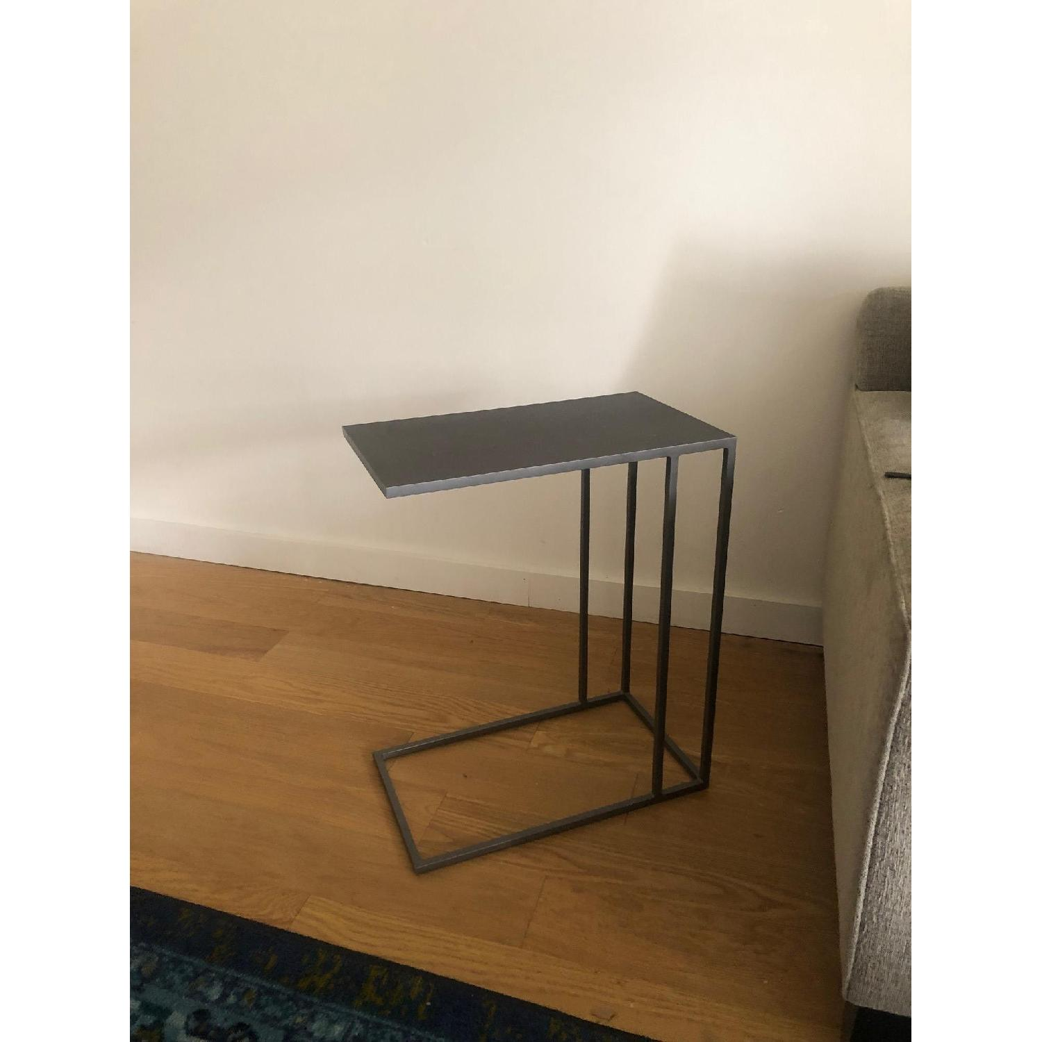 CB2 Mill C Side Table - image-1
