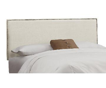 One Kings Lane Ava Cream Headboard