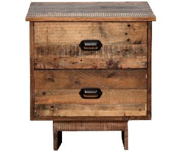 ABC Carpet & Home Verge Reclaimed Wood Nightstand