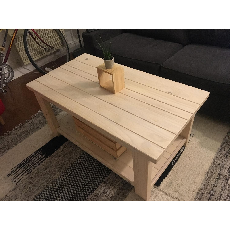 Ikea Rekarne Coffee Table Aptdeco