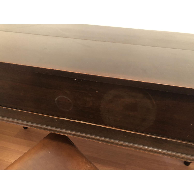 Antique Desk/Entryway Table-0