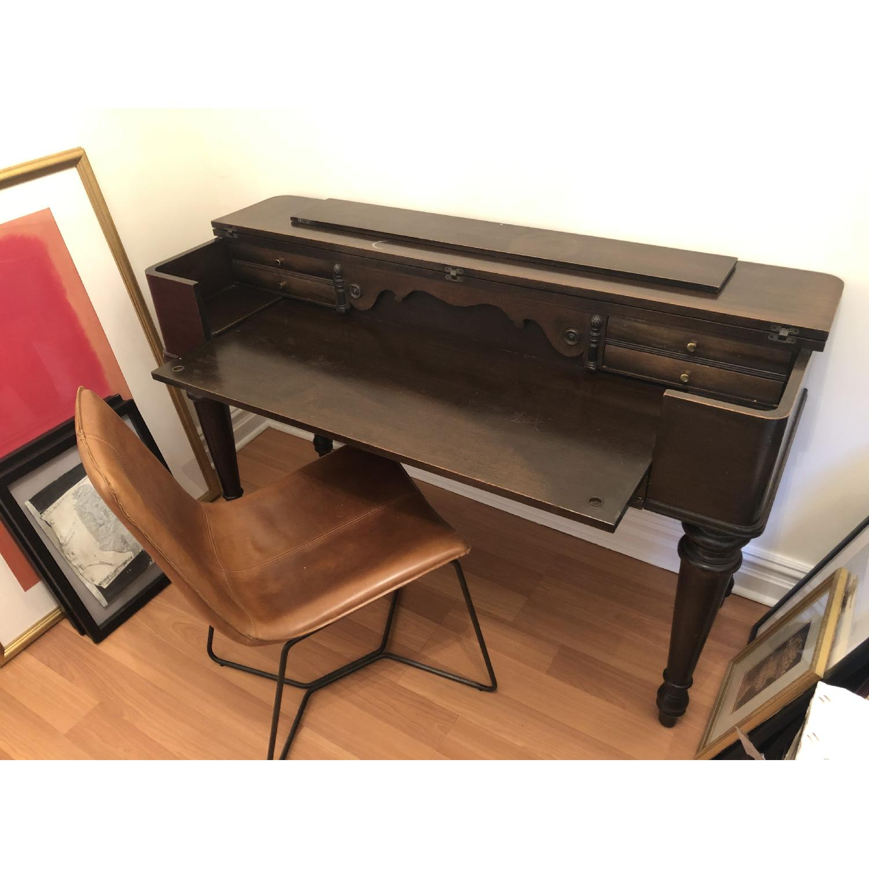 Antique Desk/Entryway Table-1