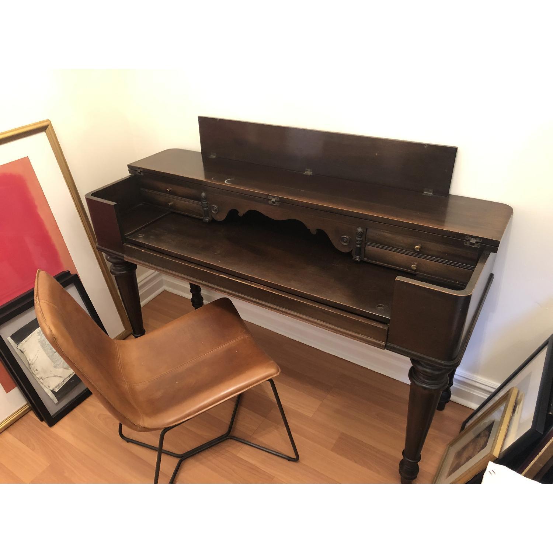 Antique Desk/Entryway Table-2