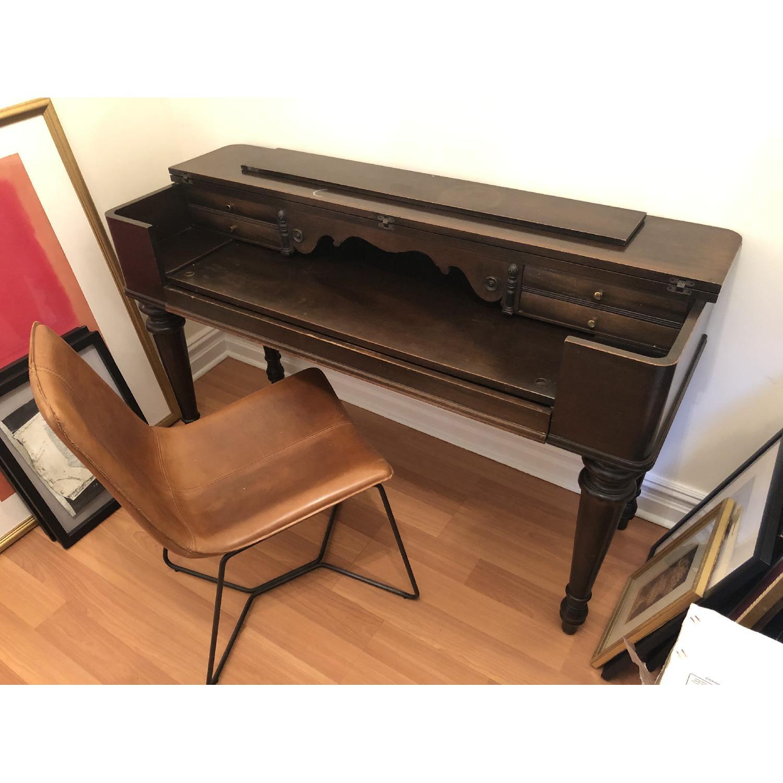 Antique Desk/Entryway Table-3