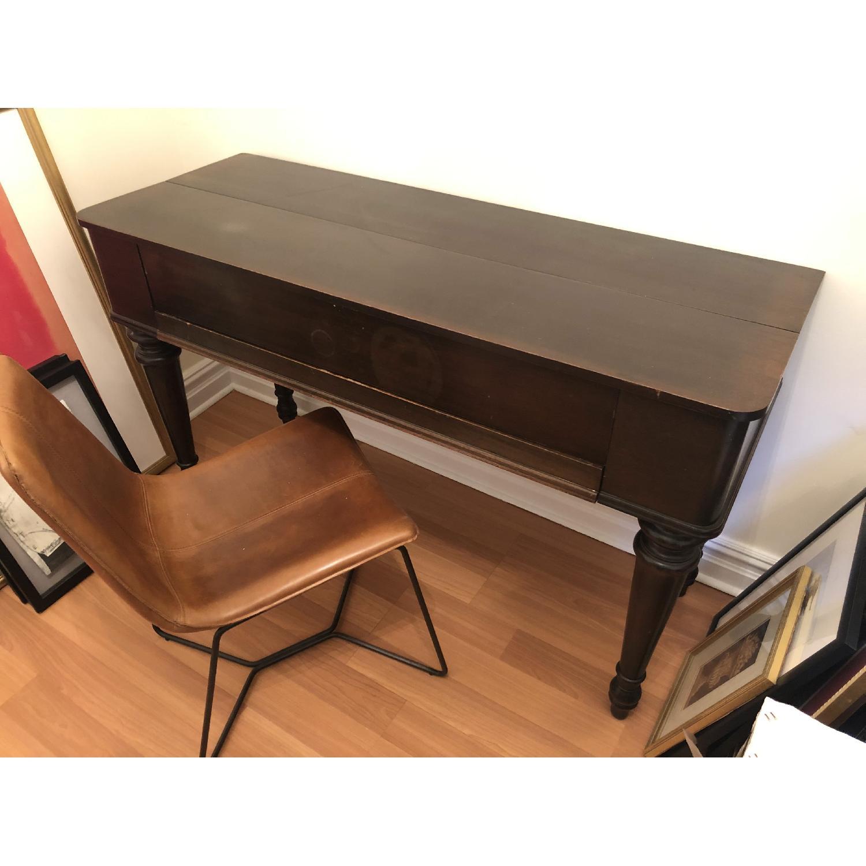 Antique Desk/Entryway Table-4
