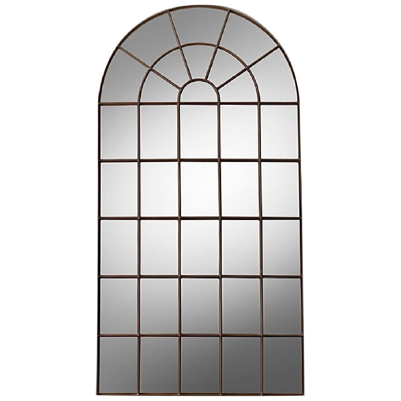 Restoration Hardware Palladian Leaner Mirror - image-0