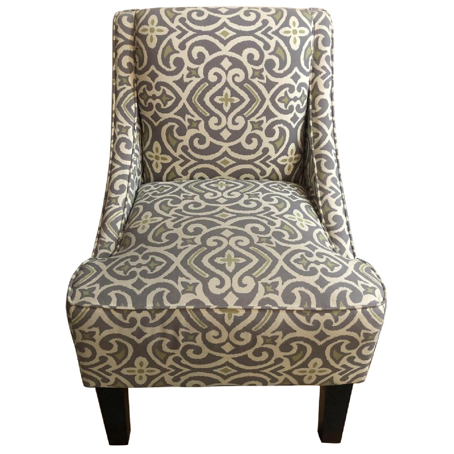 Target Armless Accent Chairs