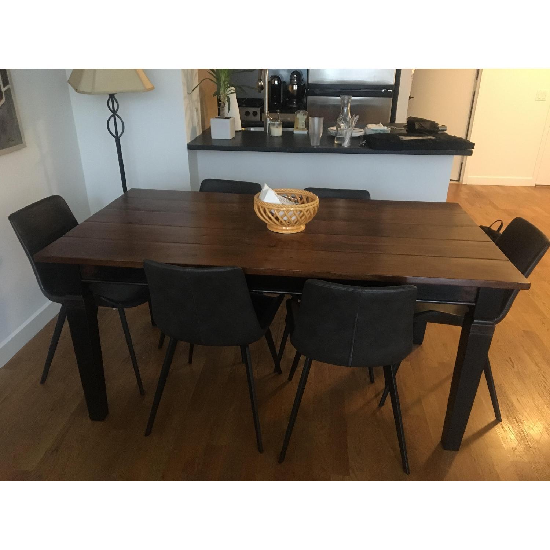 Arhaus Toulon Extension Dining Table
