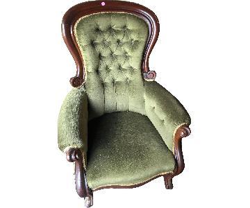 English Antique Armchair