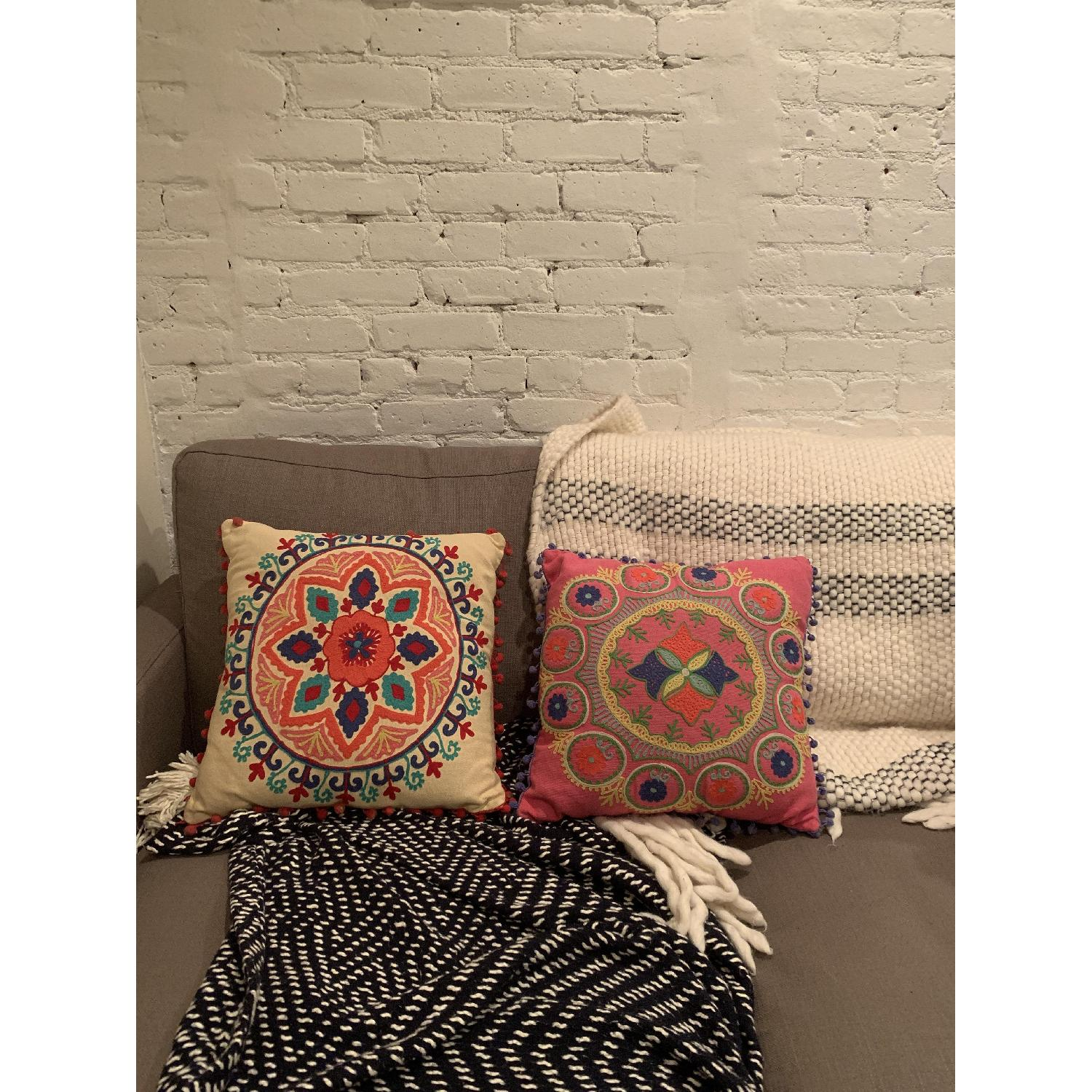 Karma Living Decorative Pillows