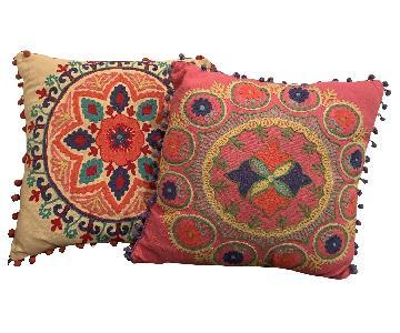 Karma Living Decorative Pillows