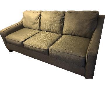 Jennifer Furniture Grey Sofa
