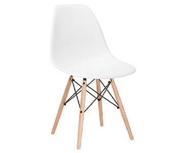Poly and Bark Vortex Side Chair