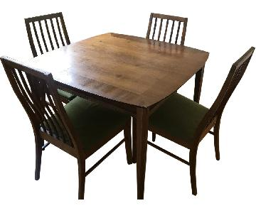 Vintage The Lane Co Altavista Dining Table w/ 6 chairs