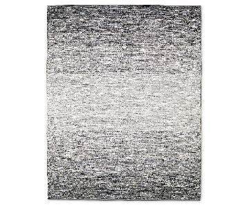 Restoration Hardware Outdoor Rug in Iron Grey