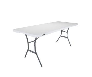 Lifetime Fold-in-Half Commercial Table