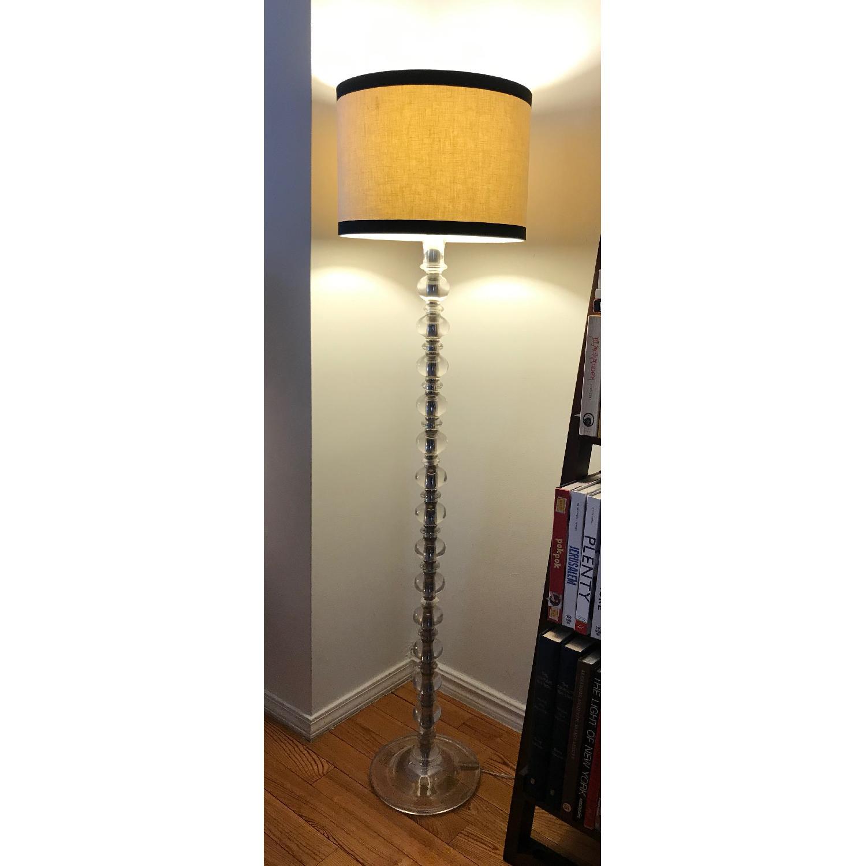 Jonathan Adler Claridge Crystal Floor Lamp - AptDeco